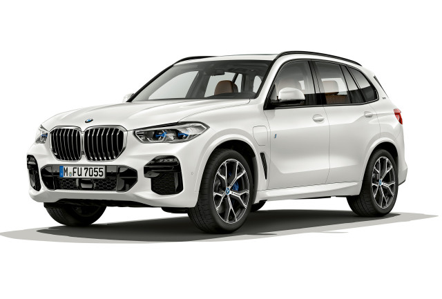 2021 BMW X5 xDrive45e iPerformance