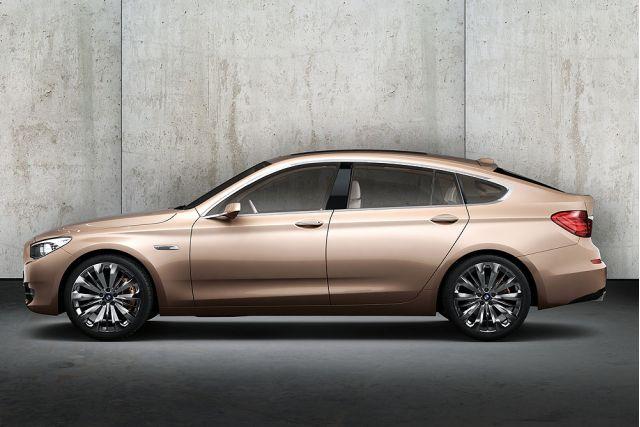 2010 BMW 5-Series GT Concept