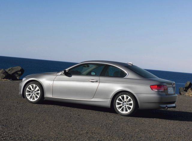 Driven BMW 328i Coupe