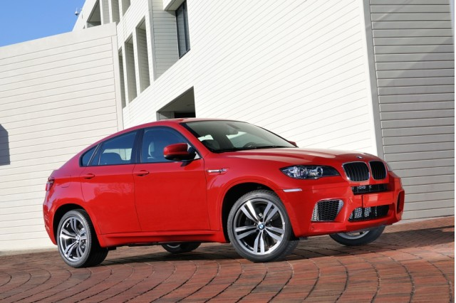 2009 New York Show: 2010 BMW X5 M and X6 M
