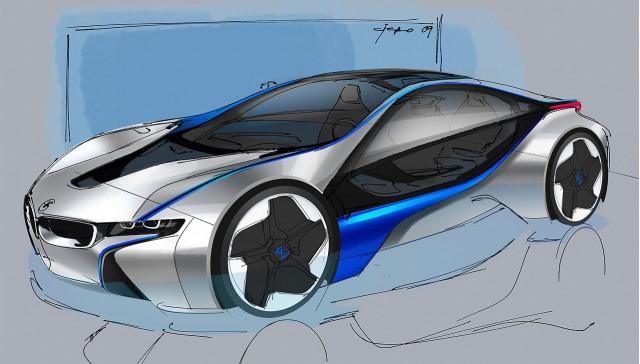 Video: BMW Vision EfficientDynamics Concept