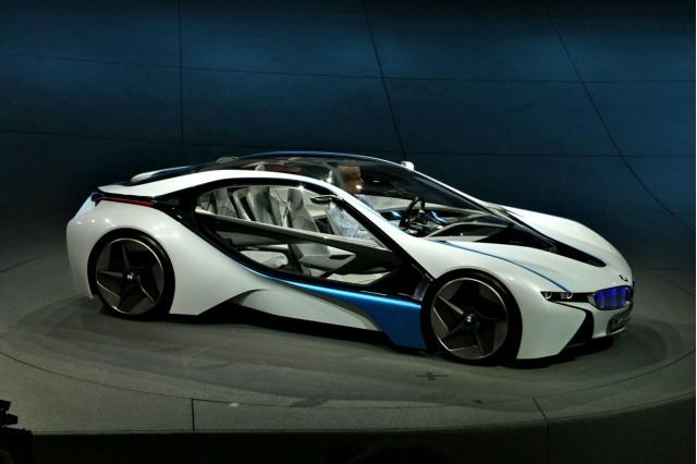 2009 BMW Vision EfficientDynamics Concept