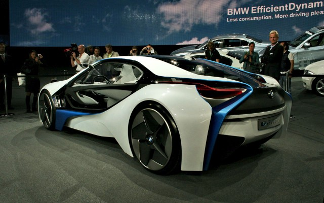 2009 BMW Vision EfficientDynamics Concept