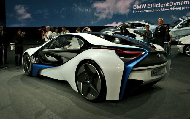 Striking BMW EfficientDynamics Hybrid Concept Will Be Built