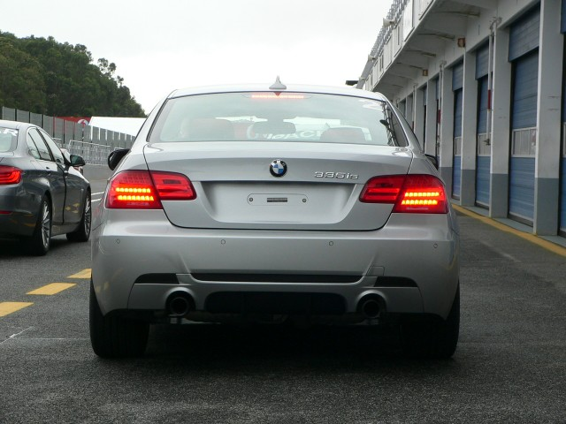 2011 BMW 335is Preview