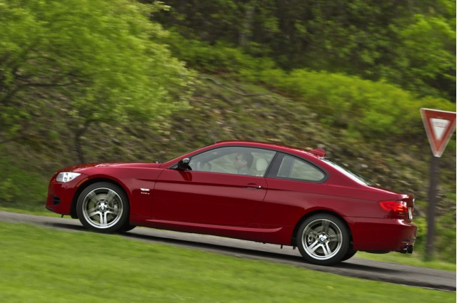 2011 BMW 335is Coupe