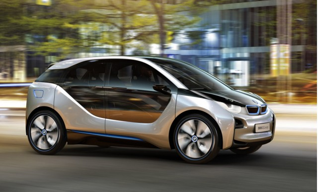 Audi And Bmw Scaling Back Electric Car Plans Report