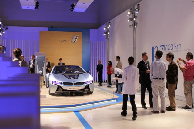 Bmw I Electric Cars To Tour The World Before Launch