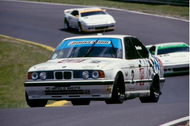 1991 M5 in the IMSA Supercar Series 1994