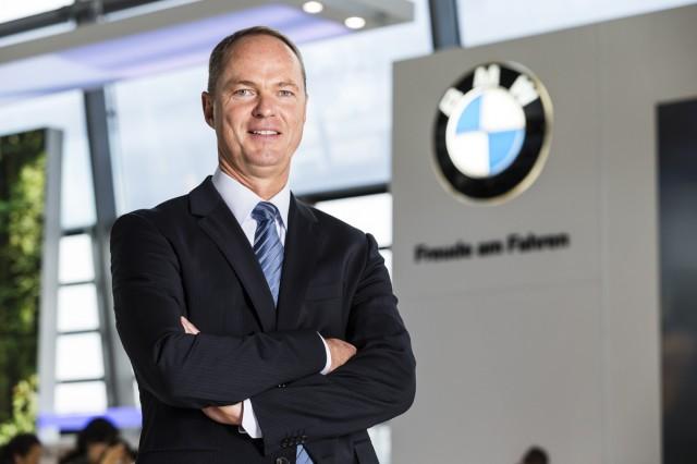 Bernhard Kuhnt, CEO, BMW North America