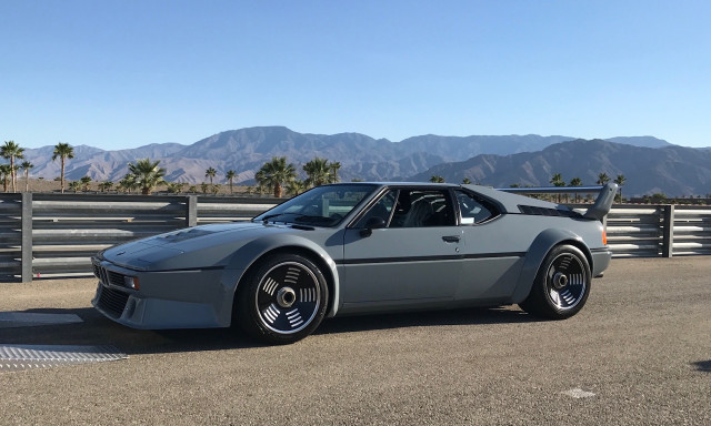 The Worlds Only Street Legal BMW M1 Procar Is Coming To Pebble Beach
