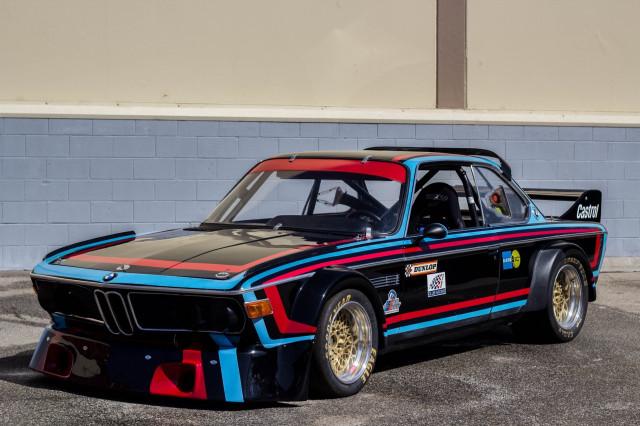 Adam Carolla's 1972 BMW 3.0 CSL racer for sale
