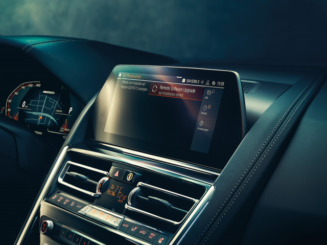 BMW Joins The Voice Activated Command System Bandwagon, Available From March 2019