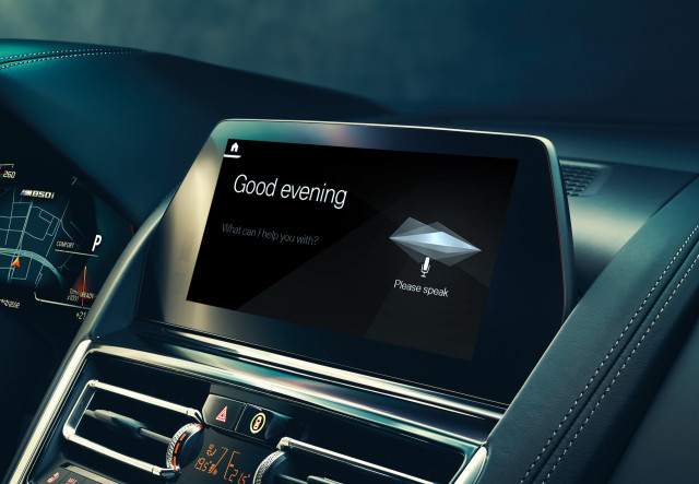 BMW, Microsoft team up to improve in-car voice recognition