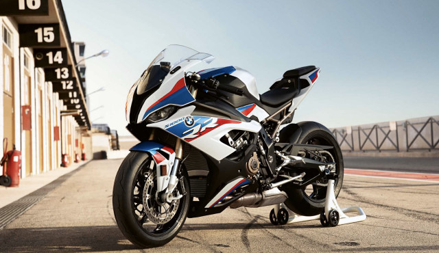 BMW S 1000 RR with M Package