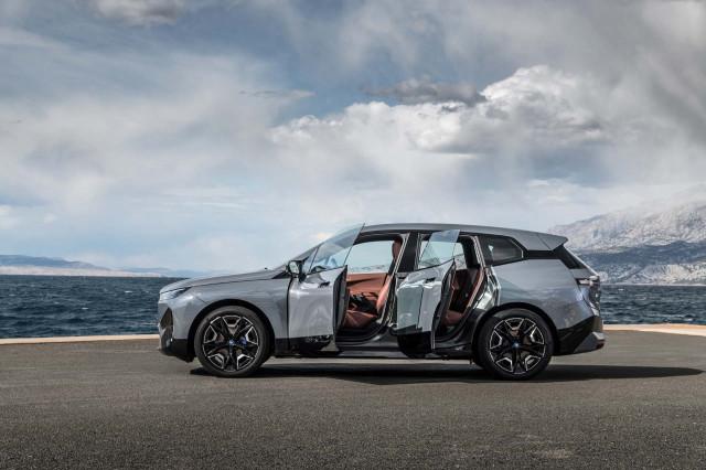 2022 BMW iX xDrive50