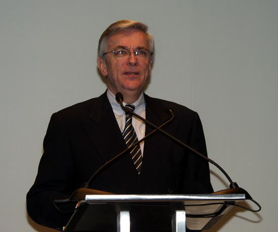 BMW CEO Joachim Milberg