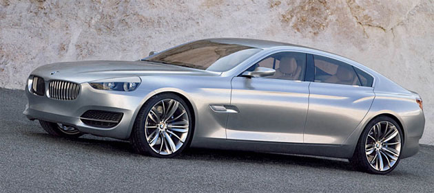 The cancellation of the Concept CS production car leaves BMW with no entry in the super-sedan arms race