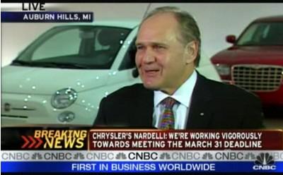 Bob Nardelli speaks to CNBC