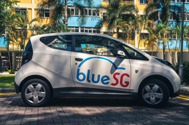 Cost Of Electric Cars In Singapore
