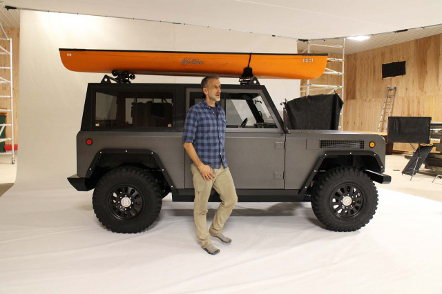 Bollinger B1 All Electric Utility Truck Revealed Page 2
