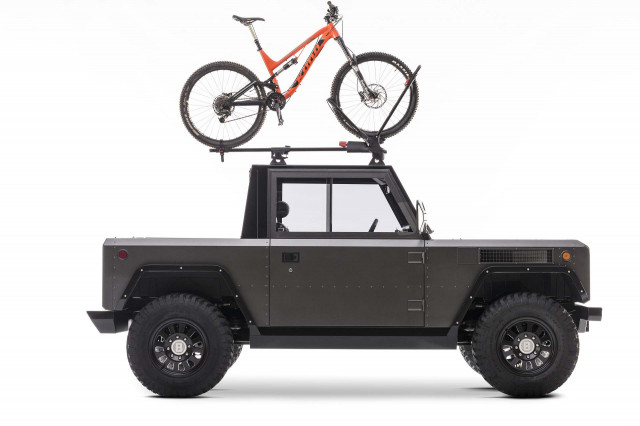 Bollinger B1 All Electric Utility Truck Revealed