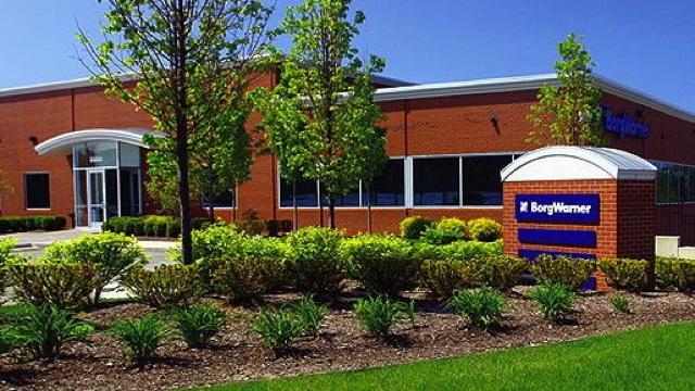Borg Warner headquarters