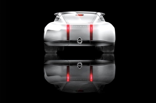 Borgward Geneva Motor Show Teaser