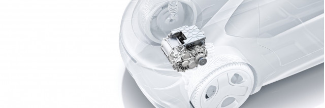 Bosch electric powertrain