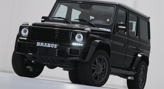 brabus bringing 700hp mercedes benz g class to geneva motor showwith 700hp (522kw), brabus claims its new g v12 s biturbo is the