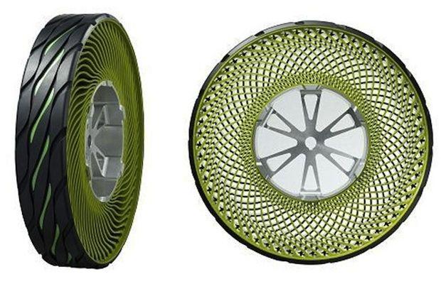 Bridgestone Airless Tire Technology