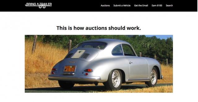 Bring A Trailer auction