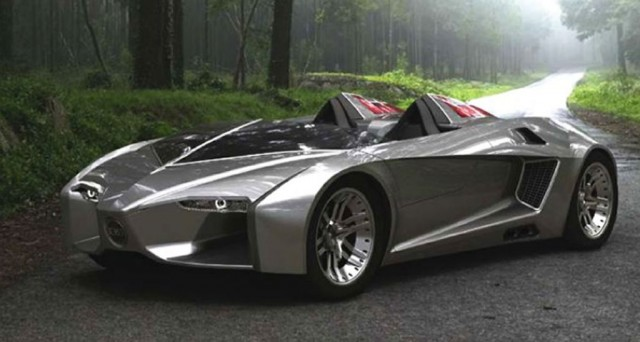 Bucci Special Argentinian supercar project