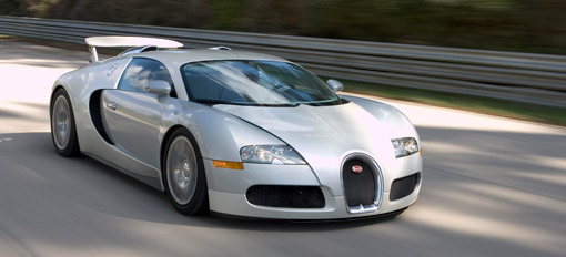 building a car faster than the veyron?