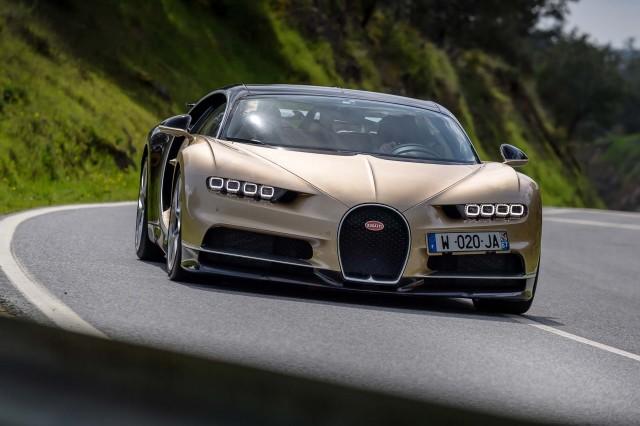Bugatti tire size