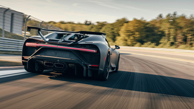 Deep Dive How The Bugatti Chiron Became The Chiron Pur Sport