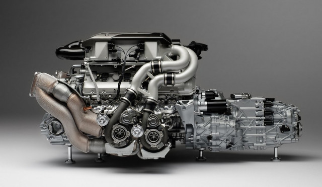 Bugatti Chiron Scale Engine And Gearbox: Us Car Exhaust At Woreks.co