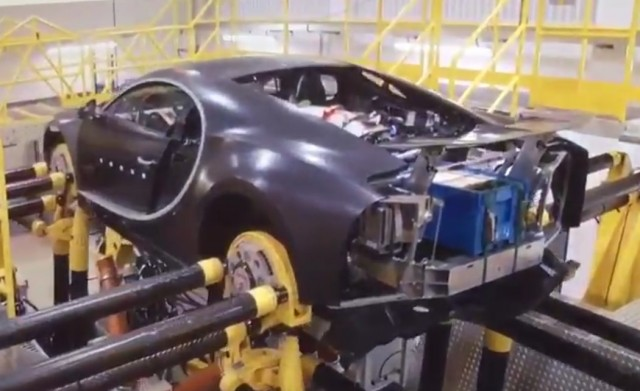 Watch How Bugatti Abuses Its Cars To Ensure They Handle