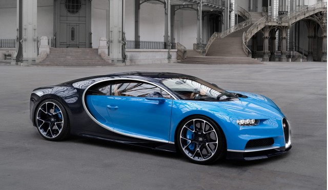 Why The Bugatti Chiron Looks The Way It Does