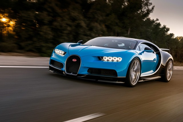 Chiron top speed
