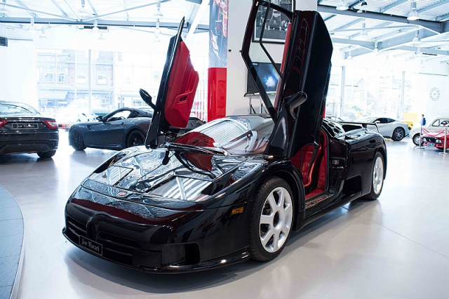 Bugatti EB110 Dauer for sale