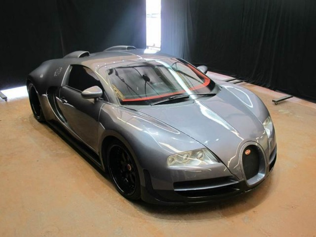 This Bugatti Veyron Is Actually A Mercury Cougar In Disguise