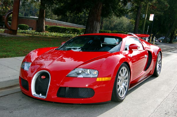 All Red Bugatti Veyron For Sale