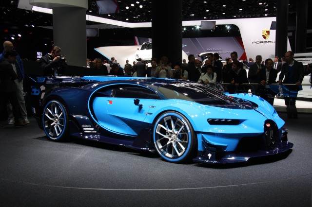 Car Show 2015 >> This Week S Top Photos The 2015 Frankfurt Auto Show Edition