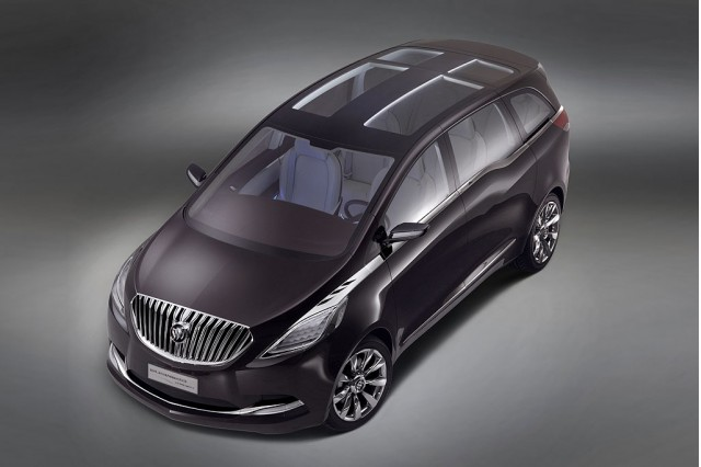 Buick Business Hybrid Concept