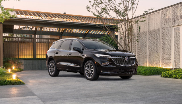 Refreshed 2022 Buick Enclave to launch later this year