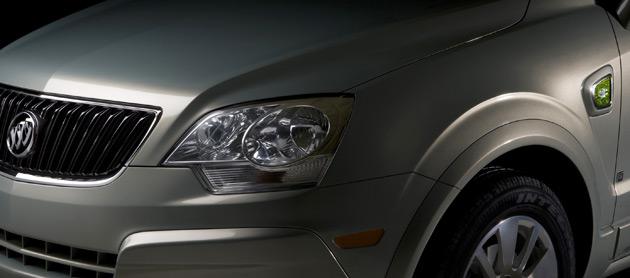 Buick plug-in hybrid crossover teaser