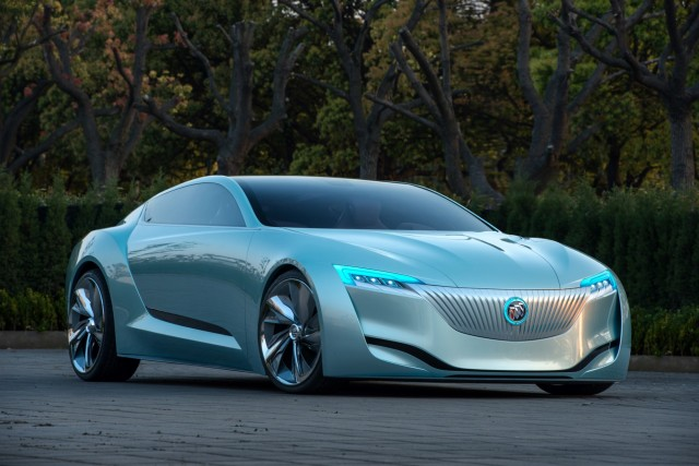 Buick Riviera Concept 2017 Shanghai Auto Show