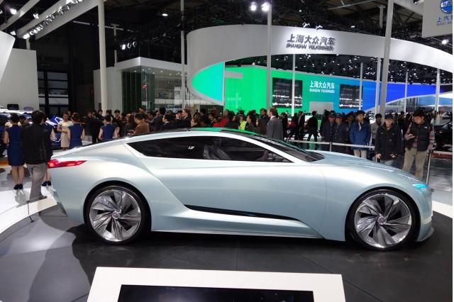 Buick Riviera Concept, 2013 Shanghai Auto Show