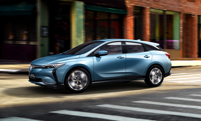 Buick Velite 6 For China Previews New Gm Approach To Electric Cars
